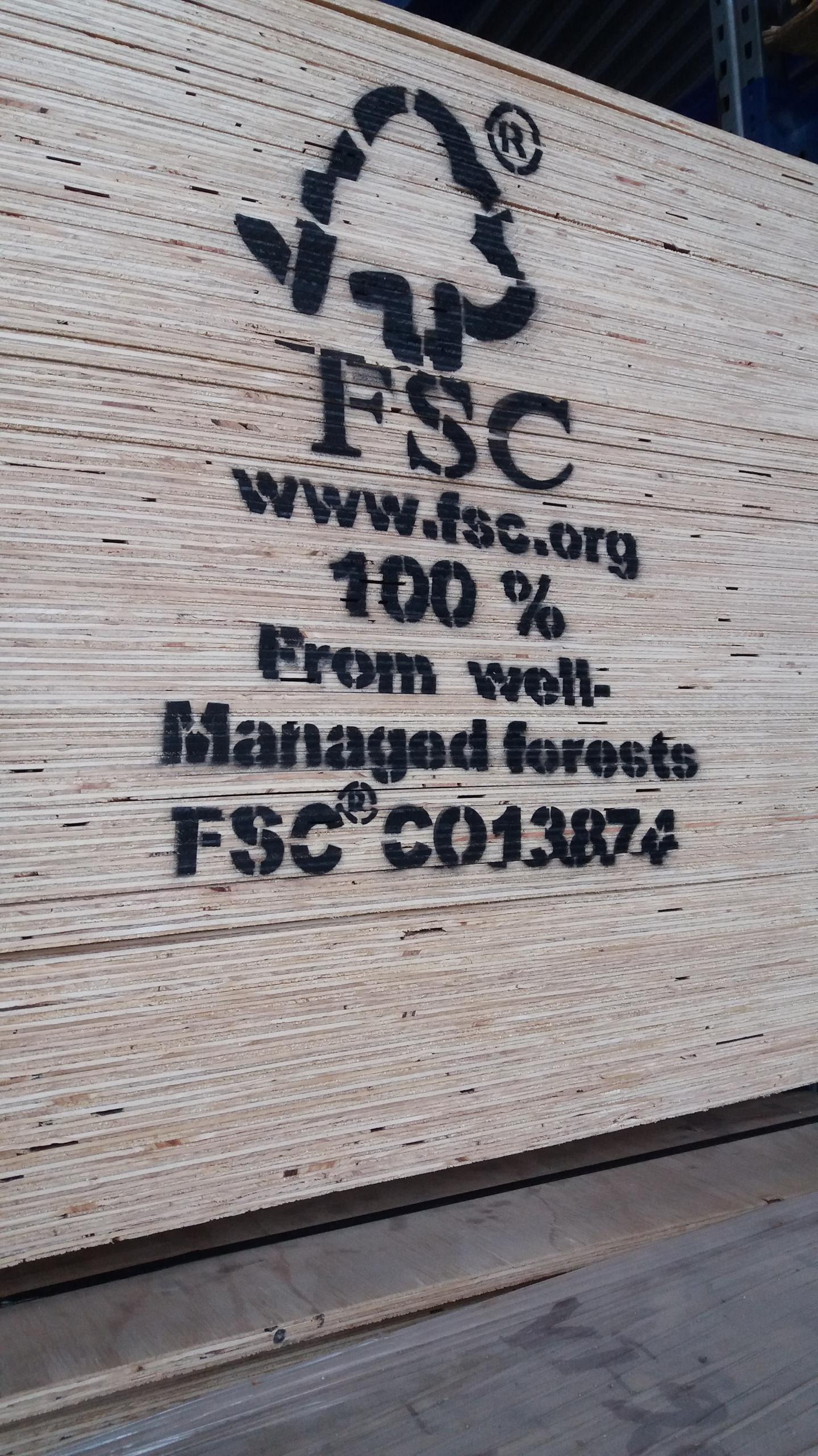 FSC, certification