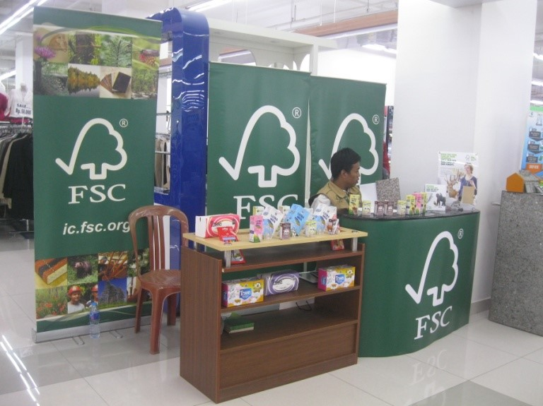 FSC Indonesia_supermarket