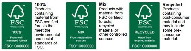 FSC labels