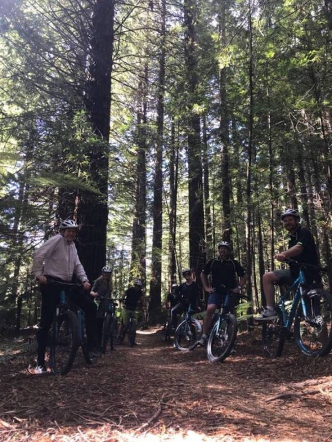 Bike tour_NZ_Kim