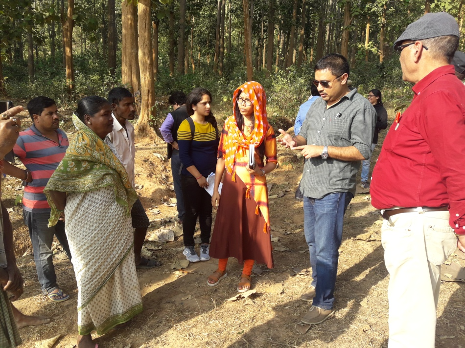 Assam 7. Visit to Man-wildlife conflict areas and discussion with local communities in Nagaon